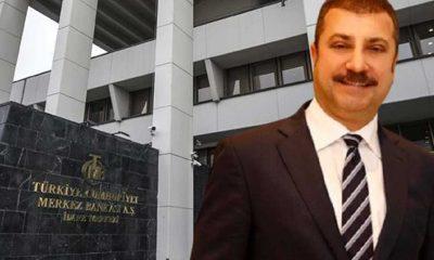 Ekonomist Özgür Demirtaş'tan, Merkez Bankası Başkanı Şahap Kavcıoğlu'na 'faiz' göndermesi: Hodri meydan