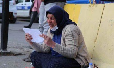 """Emine Şenyaşar adalet nöbetinde 14'üncü gün: """"Ölsem de buradan kalkmayacağım"""""""