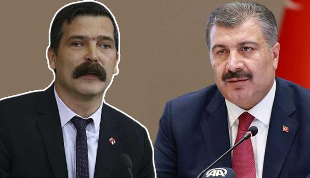 Erkan Baş'tan Fahrettin Koca'ya: İstifa etmeyi düşünüyor musunuz