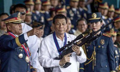 Filipinler Devlet Başkanı Rodrigo Duterte: Komünist isyancıları öldürün