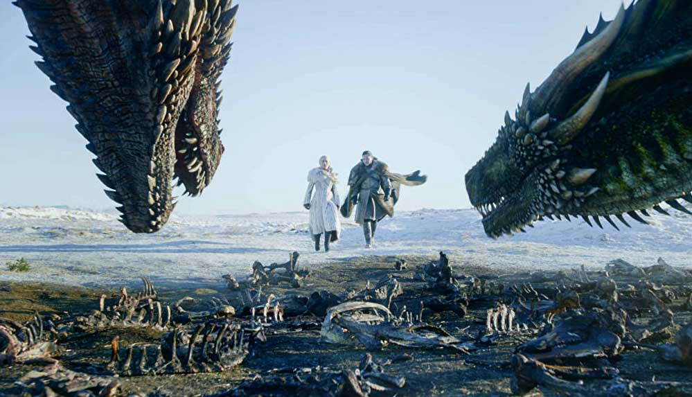 Yeni Game of Thrones dizisinde '17 ejderha' yer alacak