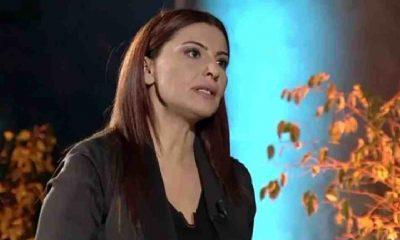 Ünlü gazeteci Hande Fırat kaza geçirdi!