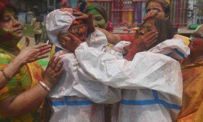 Hindistan'da Holi Festivali kutlamaları sırasında 41 kişi öldü