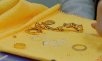 İmitasyon diye aldığı saat, gerçek altın çıktı