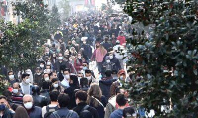 İstanbul'da kısıtlamasız ilk cumartesi: Trafik yoğunluğu yüzde 78; İstiklal eski günlerini 'aratmadı'