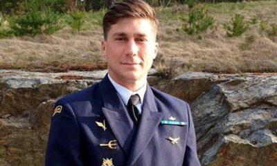 İsveç'te kaybolan Türk asıllı subayın cansız bedeni bulundu