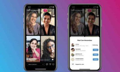 Instagram, canlı yayın katılımcı sayısını 4'e çıkardı
