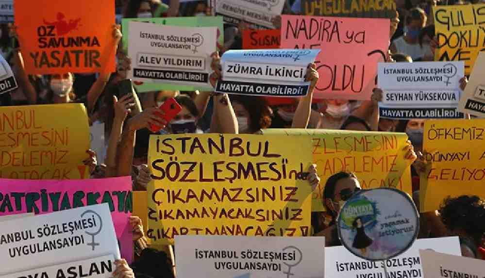 """Avrupalı bakanlardan Türkiye'ye """"İstanbul Sözleşmesi"""" çağrısı: Kararın yeniden gözden geçirilmesini istiyoruz"""