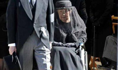 Japonya'da 97 yaşındaki Prenses Yuriko hastaneye kaldırıldı