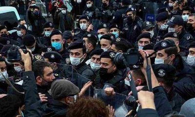 """Kadıköy'deki """"Boğaziçi"""" protestosuna katılan 23 kişiye dava: 7 yıla kadar hapis istendi"""