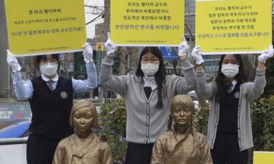 """""""Koreli kadınlar fuhuşa gönüllüydü"""" diyen Harvard profesörüne tepki yağdı"""