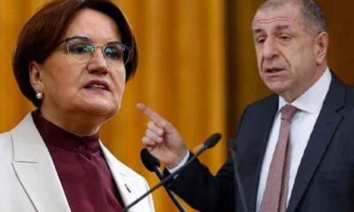 Meral Akşener'den, Ümit Özdağ'ın istifası üzerine ilk açıklama