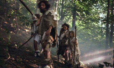 Neandertal çocuğun 100 bin yıllık ayak izleri bulundu