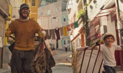 Netflix, Çağatay Ulusoy'un başrolünde olduğu filmin fragmanını yayımladı