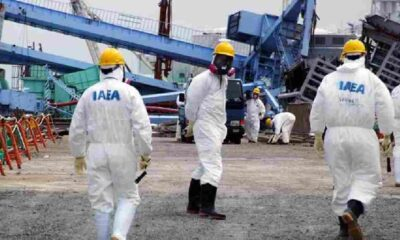 Nükleer felaketin 10. yılında Fukuşima'da kirlilik devam ediyor