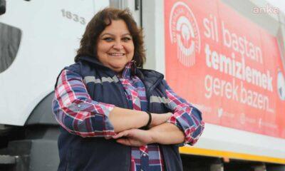 Odunpazarı'nın kadın çöp kamyonu şöförleri: Kadınların isteyince her işin üstesinden gelebilir