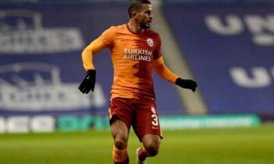 Galatasaraylı futbolcu Omar Elabdellaoui geri döndü