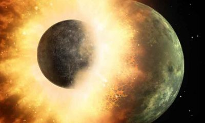 """""""Parçalanan gezegen, Dünya'nın kalbinde yaşıyor"""""""