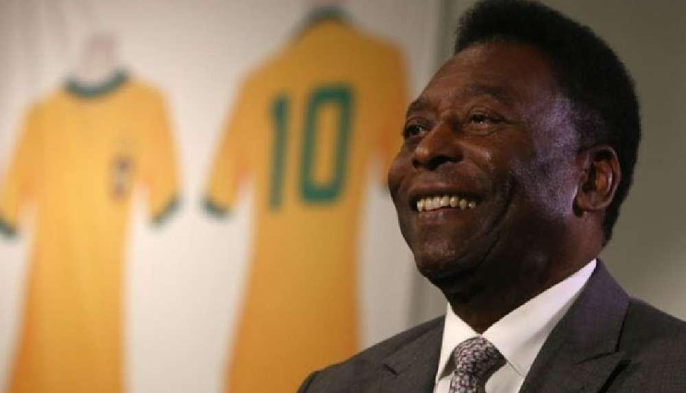 Futbol efsanesi Pele'nin bir süredir hastanede olduğu öğrenildi