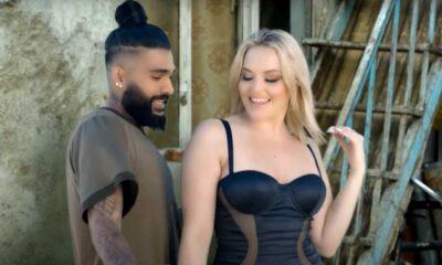 Porno yıldızı Alexis Texas'la çektiği klip, İranlı rapçinin başını derde soktu