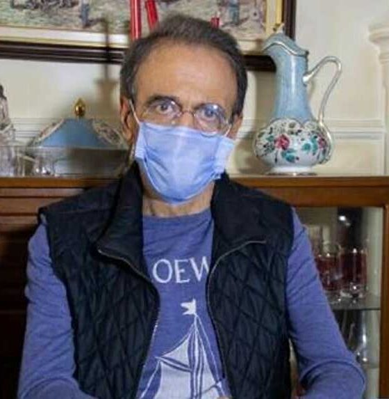 Prof. Dr. Mehmet Ceyhan'dan aşı karşıtlarına fotoğraflı cevap!