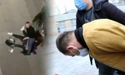 Samsun'da eski eşini kızının gözü önünde öldüresiye döven İbrahim Zarap: Darp edildim şikayetçi olacağım