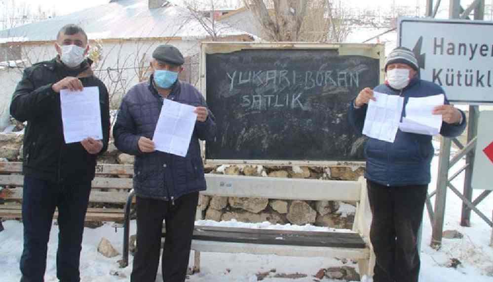 Satılık köy Meclis gündeminde: Züğürt Ağa filmi gerçek oldu