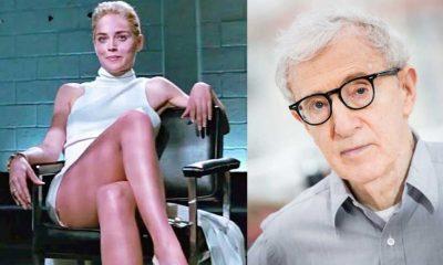 Sharon Stone: Woody Allen'la deneyimlerimin hepsi harikaydı. Benimleyken çok profesyoneldi