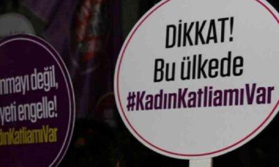 Şubat ayında en az 33 kadın katledildi!