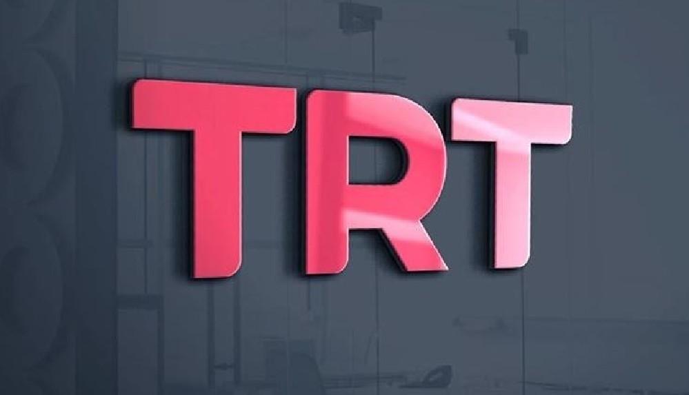 TRT, spikerinin hatasını böyle kapattı!