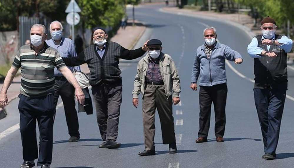 TÜİK: Türkiye yaşlı nüfusu son 5 yılda yüzde 22,5 arttı