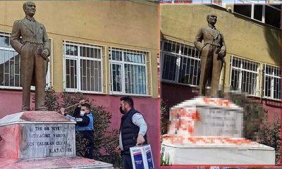 """İçişleri Bakanı Soylu: """"Tekirdağ'da Atatürk üzerinden provokasyon yapan zanlı yakalandı"""""""