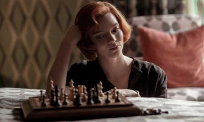 The Queen's Gambit'in yıldızından ikinci sezon açıklaması: Balıklama atlarım