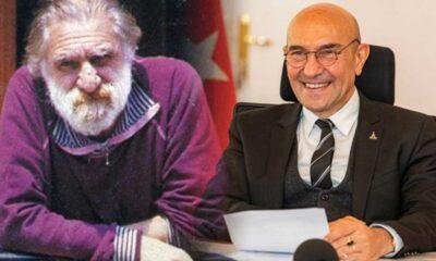Tunç Soyer, şair Can Yücel'in vasiyetini yerine getirdi