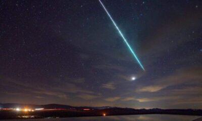 Türkiye'de birçok ilde görüldü: Meteor kayması nedir?
