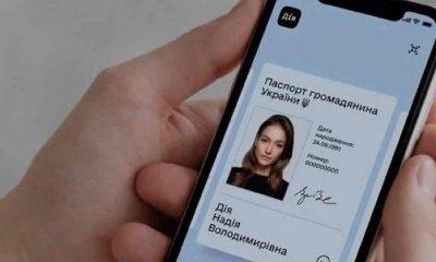 Ukrayna'da, e-Kimlik uygulaması yasallaştı