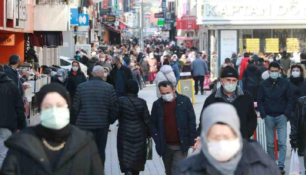 Samsun'da önlenmeyen vaka artışı devam ediyor