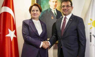 Yeni Şafak yazarı Acet: İmamoğlu ile Akşener cumhurbaşkanlığı için yarışan iki rakip