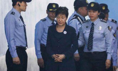 Yolsuzluktan hapse giren devlet başkanının evine de el kondu