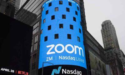 Zoom, pandemide rekor gelir elde etti