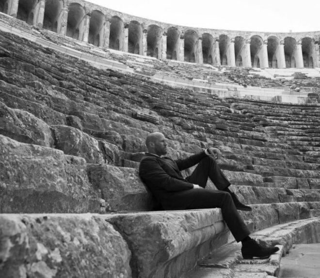 Ünlü aktör Jason Statham'ın Antalya paylaşımına beğeni yağdı