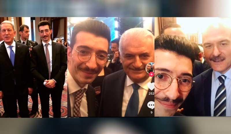 CHP'li Antmen: Bu kişi Erdoğan'ın koruması mıdır?
