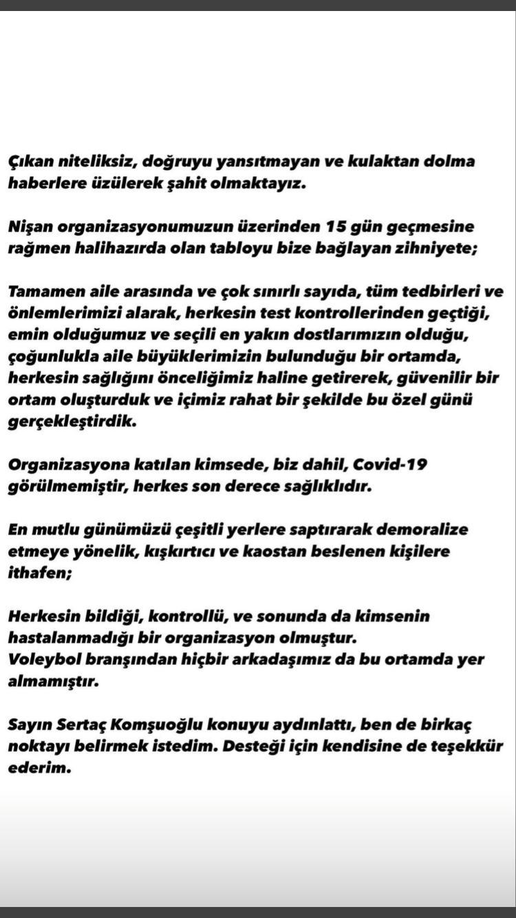 "Fenerbahçe'de ""nişan"" krizi"