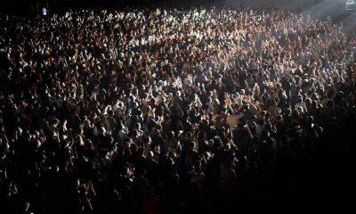 5 bin kişilik Covid-19 konser deneyi sonuçlandı