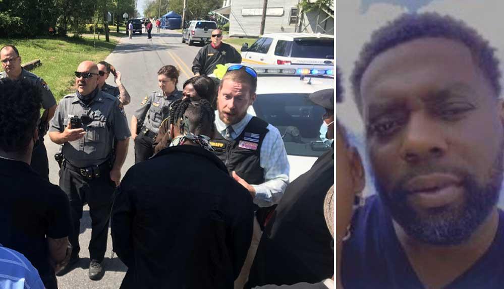 ABD'de polis, arama emri üzerine gittiği evdeki siyah vatandaşı öldürdü