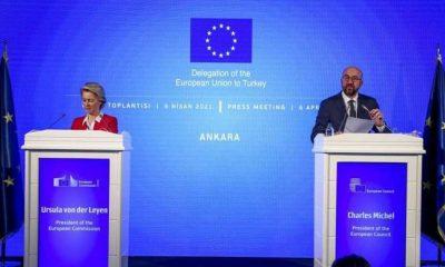 AB'den Türkiye açıklaması: Tekrar yapıcı ilişki kurmak istediğini gösterdi