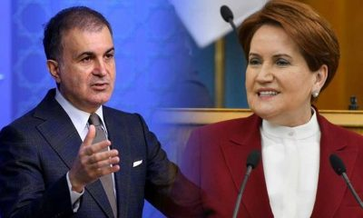 "AK Parti Sözcüsü Çelik'ten, Akşener'e ""minnoş"" tepkisi"