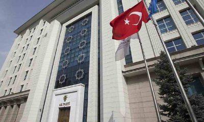 AKP MYK toplanıyor: Masada 3 konu var