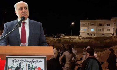 AKP'li Yeşilli Belediyesi anlaşmadığı yurttaşların elektriklerini kesti