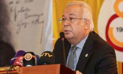 Eşref Hamamcıoğlu Galatasaray başkan adaylığını açıkladı